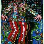 Robert Combas - Collection Lambert